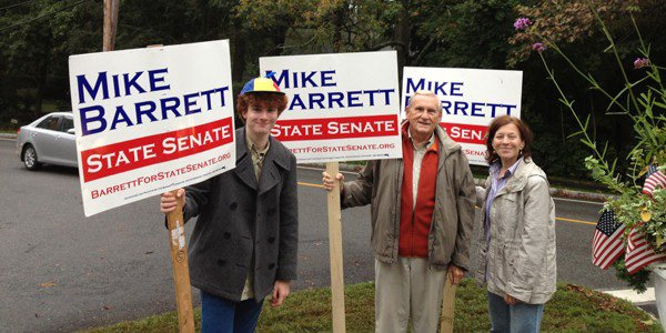 Campaign Sign Holders